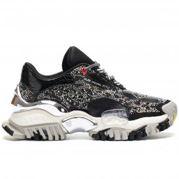 sneakers donna cljd 6f0351004 black 8963
