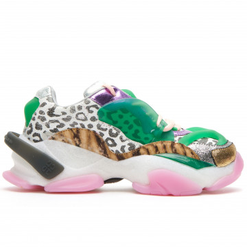 sneakers donna cljd 6f0370203 green dots 8962