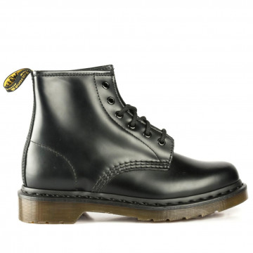 anfibi donna drmartens dms101bsm10064001smooth blk 6 eye boot