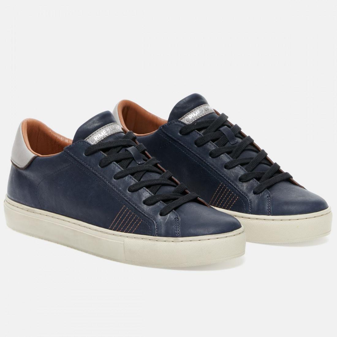 sneakers uomo crime london 10631navy 9144
