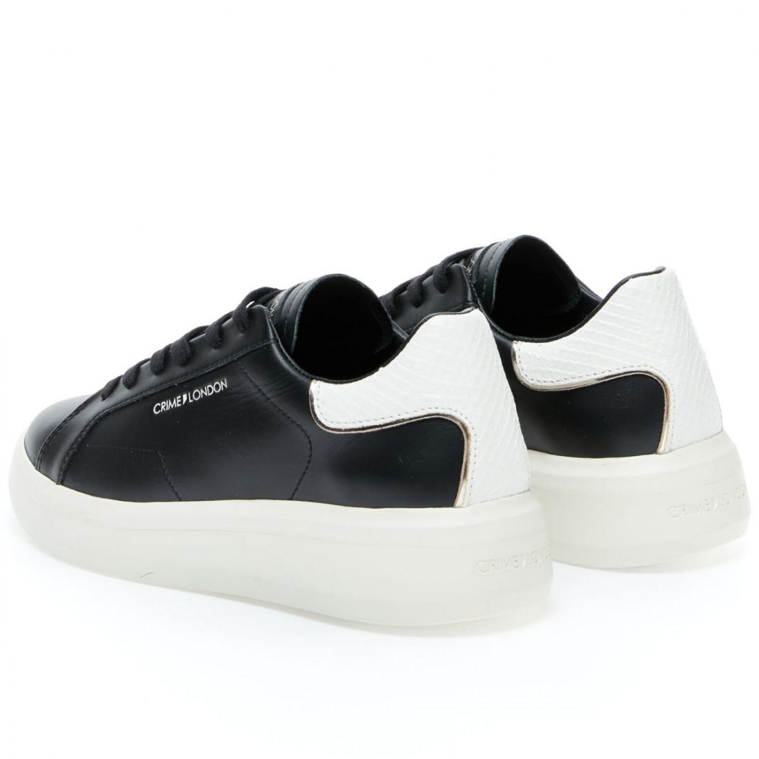 sneakers donna crime london 24600black 9149