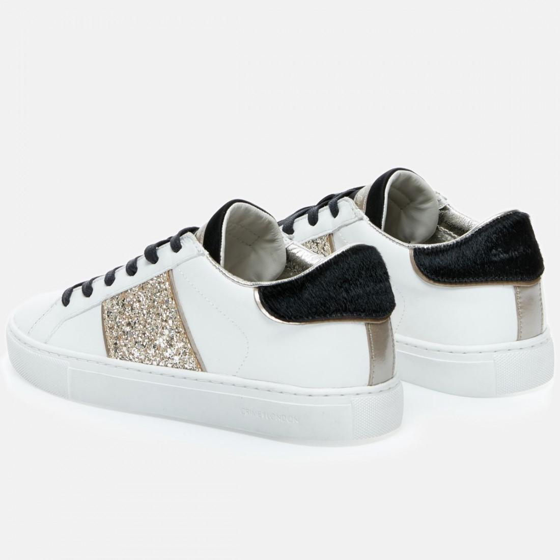 sneakers donna crime london 24425white 9150