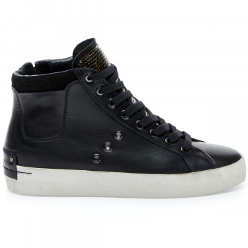 sneakers donna crime london 24232black 9254