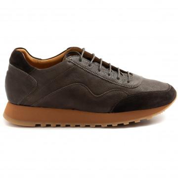 sneakers uomo sturlini 91000dolly cioccolato 9246