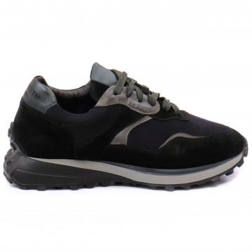 sneakers uomo calpierre tassomit nero 9284