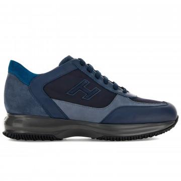 sneakers uomo hogan hxm00n0q101qbw8p32 9055