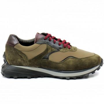 sneakers uomo calpierre tassomit mimetico 9270