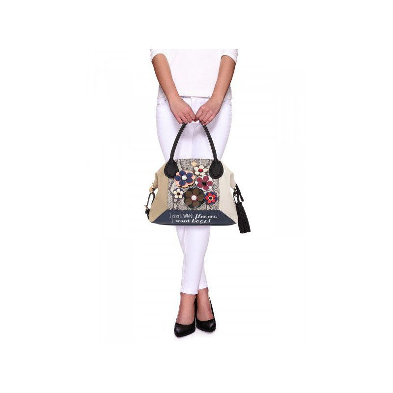 borse a mano donna le pandorine pe17dal0202101 popup bags snake gre