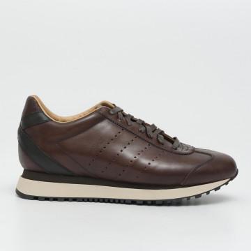 sneakers uomo sax 18232buttero caffe