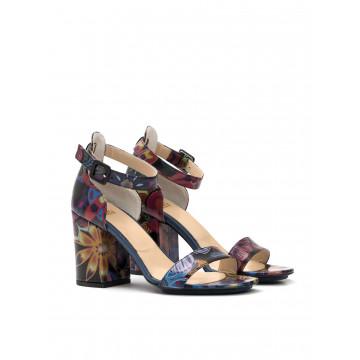 sandals woman milla gabby fiore multi nero