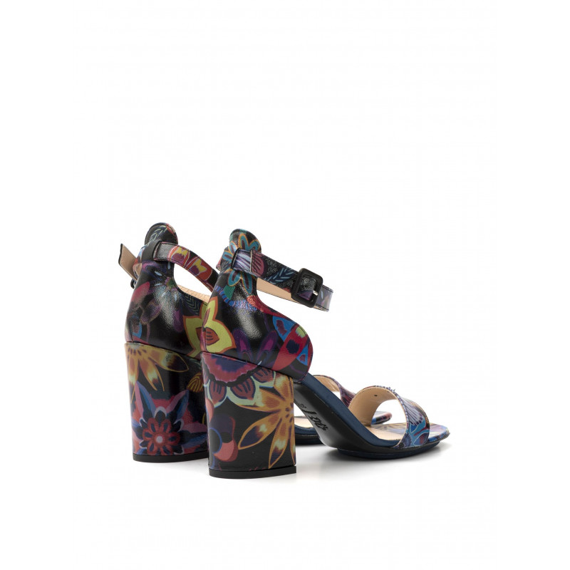 sandali donna milla gabbyfiore multi nero