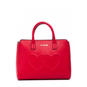 borse a mano donna love moschino jc 4287kl0500 lamb rosso 1613