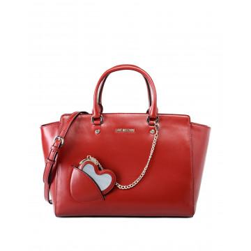 borse a mano donna love moschino jc 4242ke0514 rosso sc 1333