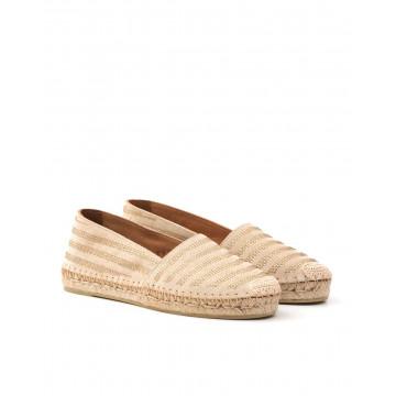 slip on woman fiorina  s 99 259 b stripe beige