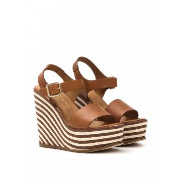 sandals woman fiorina  s 146c 376 nt vacchcuoio