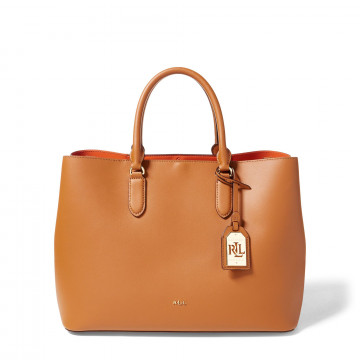 borse a mano donna ralph lauren 431 644256002 marcy tote med