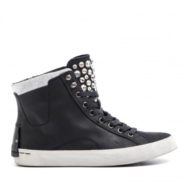 sneakers donna crime london 25002a17b20 nero 2040