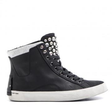 sneakers donna crime london 25002a17b20 nero