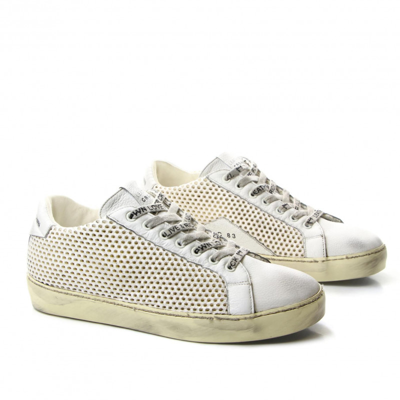 sneakers uomo leather crown m iconic002 2382 de1a0b205fa