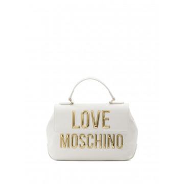 borse a mano donna love moschino jc 4281kk0100 patent bianco 1619