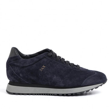 sneakers uomo sax 18232softy blue 2304