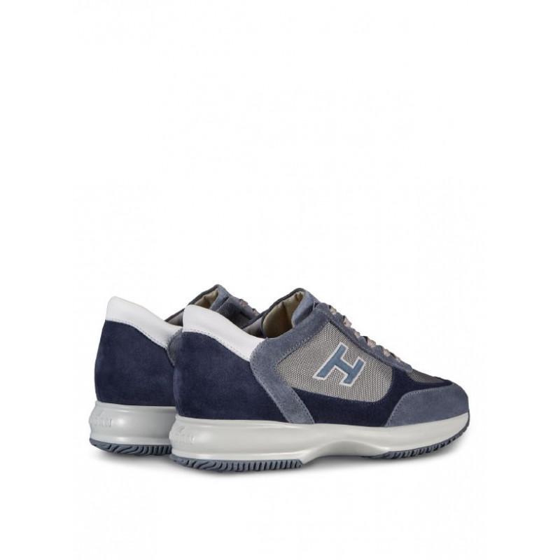 sneakers uomo hogan hxm00n0q102fj8291l