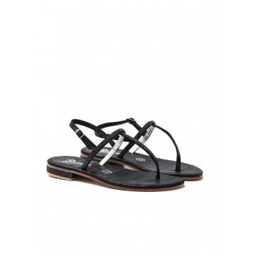 sandali donna balduccelli a45burma nero 569
