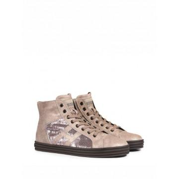 sneakers woman hogan rebel hxw1410p991dwe699f