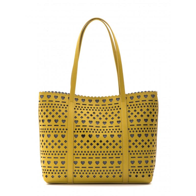 borse a mano donna braccialini b11295 yy 500tua summer giallo