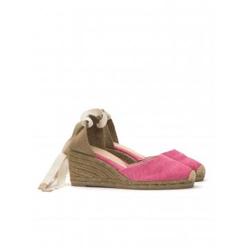 sandals woman castaner carina 325 h6 lonafucsia
