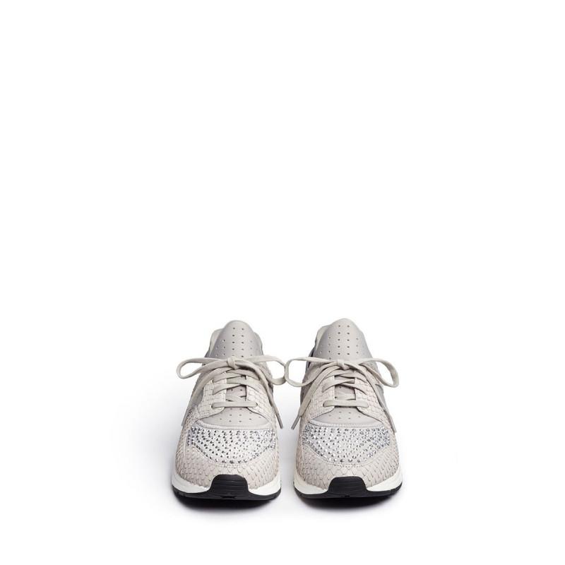 sneakers donna ash sport moodpuffplain neoprene marble