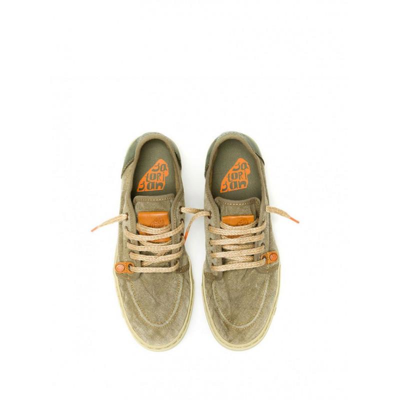 sneakers man satorisan sukkiri p61 linen earth