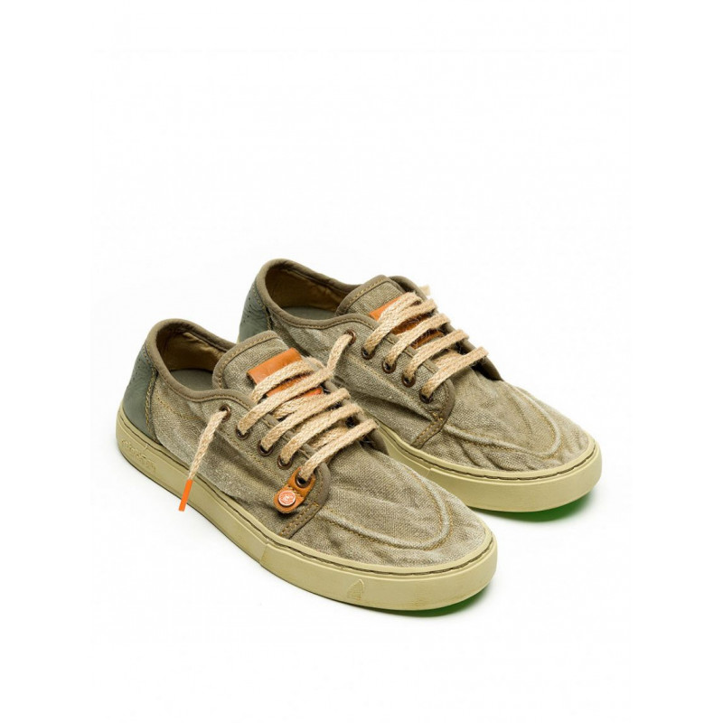sneakers uomo satorisan sukkirip61 linen earth