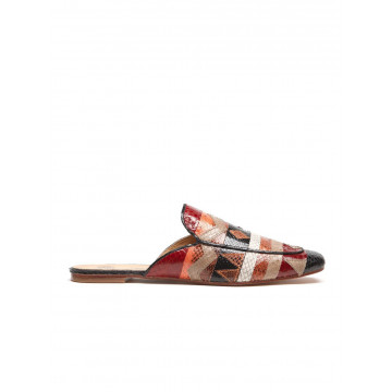 sandals woman maliparmi sw0001 04122 12b30 mules art patch