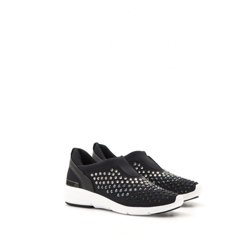 sneakers donna michael kors 43t6acfs1d001 ace blk 607