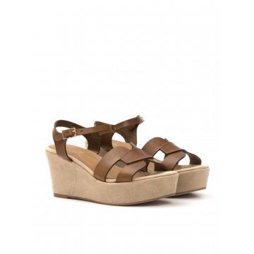 sandals woman fiorina  s 46 336  nt cocco beige