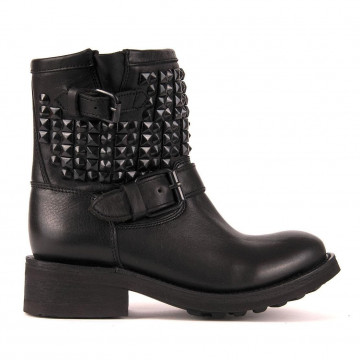 military boots woman ash f17 trap01destroyer black