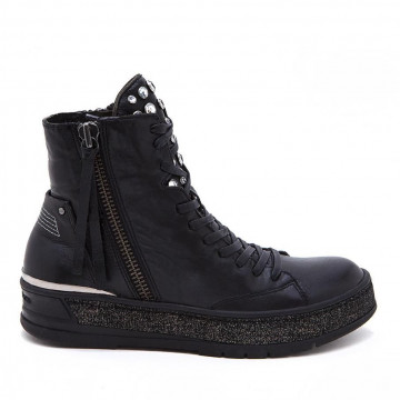 sneakers donna crime london 25900a17b20 nero hackney 2345