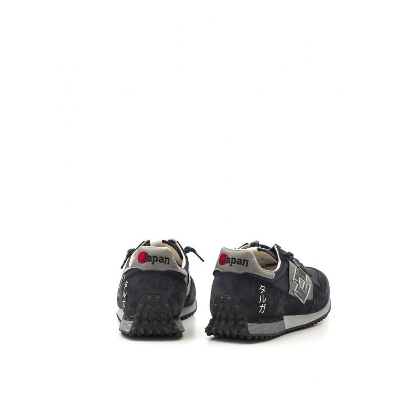 sneakers uomo lotto leggenda tokyo targas5821 bluslrblk