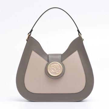 borse donna braccialini b11895 ppalicia taupe