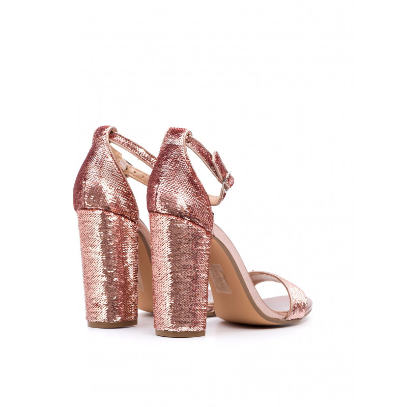 sandali donna steve madden sms carrsonsrose gold sequins 821