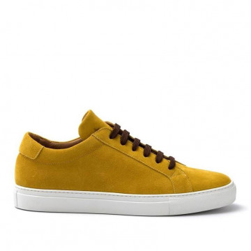 sneakers donna gorky boots gb w sneakersgiallo 2451