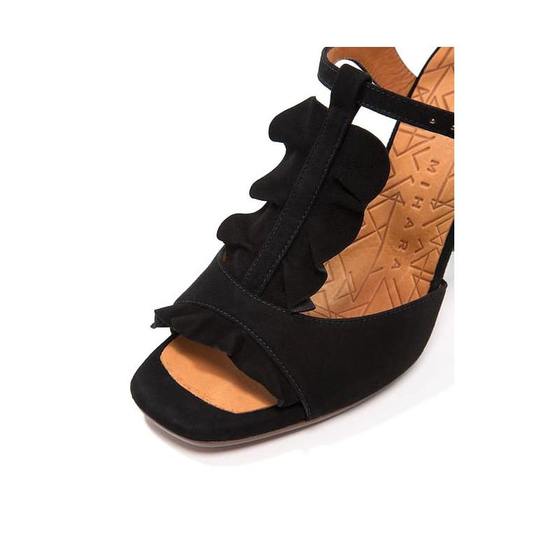 sandali donna chie mihara cm aubo3ante negro 1474