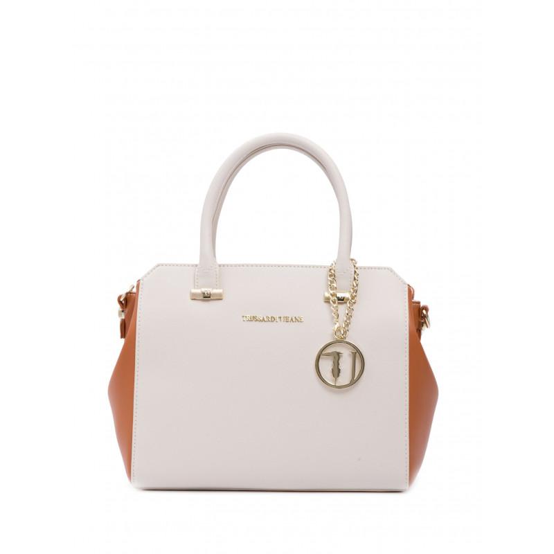 handbags woman trussardi jeans 75b489xx 130
