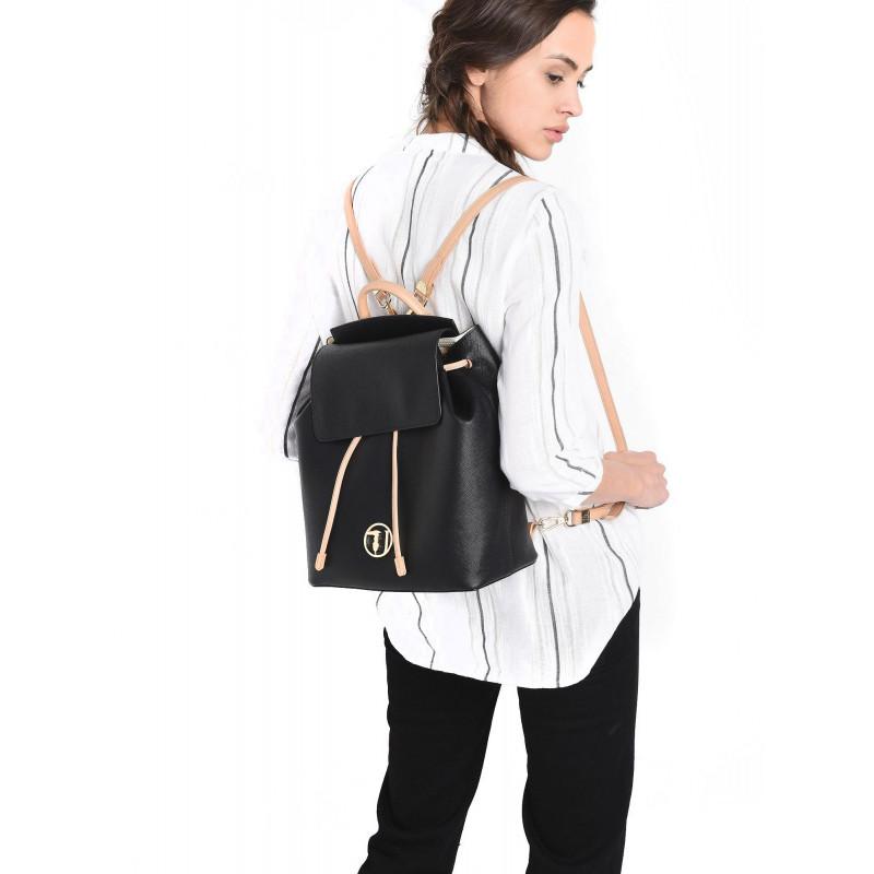 zaini donna trussardi jeans 75bp0619