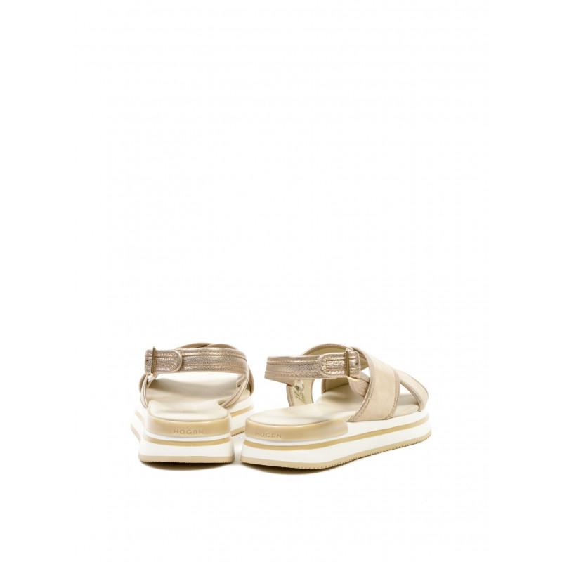 sandals woman hogan hxw2570u450cy0m024