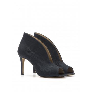 open toe donna the king sp8004luminor blu