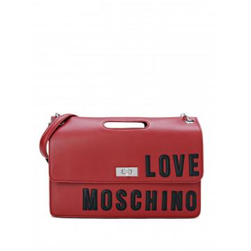 borse a mano donna love moschino jc 4258kh0514 rosso sc 975