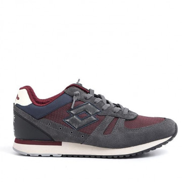 sneakers uomo lotto leggenda t0848ts red