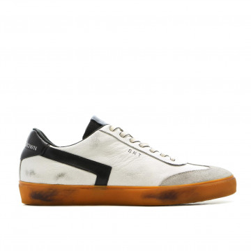 sneakers uomo leather crown mlc 7902